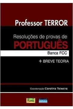 Resolucões de Provas de Português: Banca Fcc