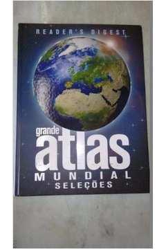 Grande Atlas Mundial Seleções - Capa Dura