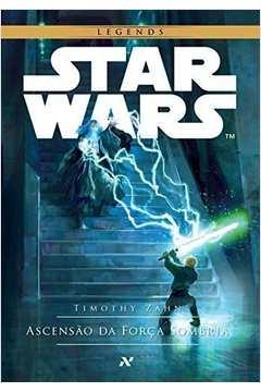 Star Wars-ascensão da Força Sombria  Trilogia Thrawn-livro 2
