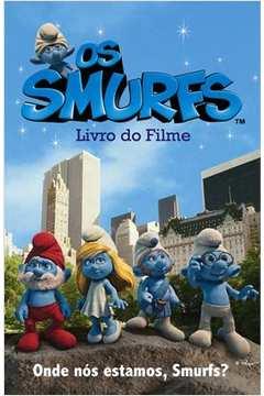 Os Smurfs - Livro do Filme