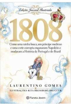 1808 Juvenil - Laurentino Gomes