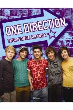 One Direction Tudo Sobre a Banda