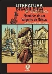 Memorias De Um Sargento De Milicias - Literatura Brasiliera Em Quadrinhos