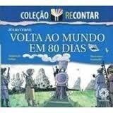 VOLTA AO MUNDO EM 80 DIAS - COL. RECONTAR