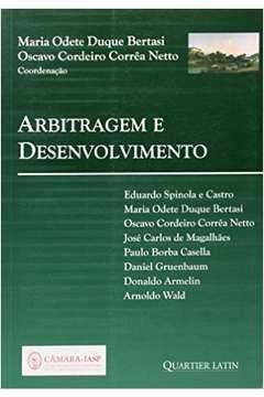 Arbitragem e Desenvolvimento
