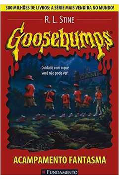 Goosebumps Acampamento Fantasma