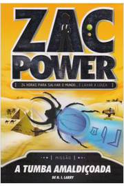 Zac Power 6. A Tumba Amaldiçoada