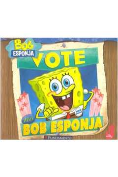 Vote no Bob Esponja