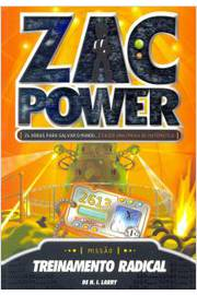 Zac Power - Treinamento Radical