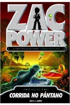 Zac Power - Corrida no Pântano