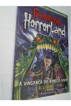 Goosebumps Horrorland - A Vinganca Do Boneco Vivo