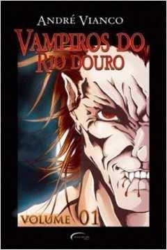 Vampiros do Rio Douro - Vol. 1-quadrinhos