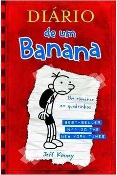 Diário de um Banana: um Romance Em Quadrinhos Infanto-juvenil
