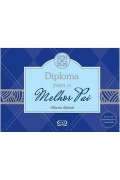 Diploma para o Melhor Pai
