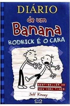 diario de um banana rodrick e o cara 2 (capa mole)