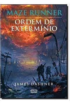 MAZE RUNNER - ORDEM DE EXTERMINIO - VOL 4