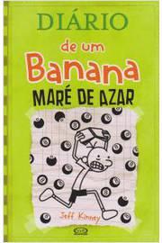 Diario De Um Banana V. 08 - Mare De Azar