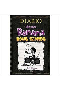 Diário de um Banana Vol. 10 - Bons Tempos (c. Dura)