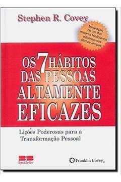 7 Hábitos das Pessoas Altamente Eficazes, os (bolso)