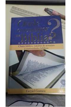 Onde Encontrar na Biblia