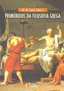 PRIMORDIOS DA FILOSOFIA GREGA