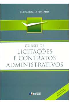 Curso de Licitações e Contratos Administrativos