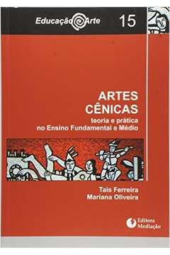 Artes Cenicas Teoria e Pratica no Ensino Fundame