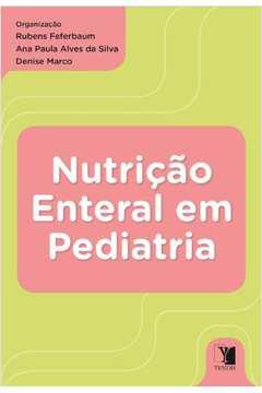 Nutricao Enteral Em Pediatria