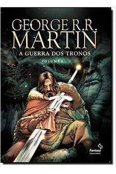 A Guerra dos Tronos Graphic Novel Vol. 1