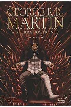 A guerra dos tronos - Volume 3 - HQ