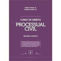 Curso de Direito Processual Civil - Vol 4 - 6º Edição