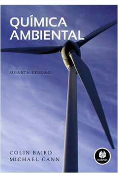 QUIMICA AMBIENTAL 4ED.