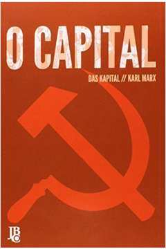 O Capital - Em Mangá - Livro
