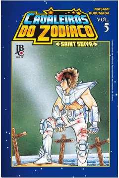 Cavaleiros do Zodiaco Saint Seiya Vol 4