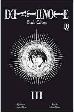 DEATH NOTE - BLACK EDITION - VOL. 03