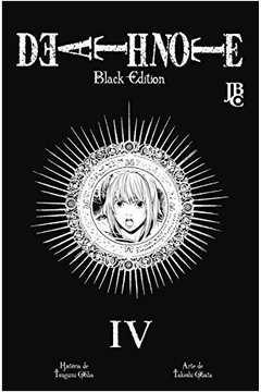 DEATH NOTE - BLACK EDITION - VOL. 04