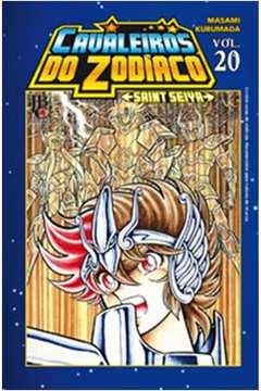 Cavaleiros do Zodíaco Saint Seiya - Vol.20