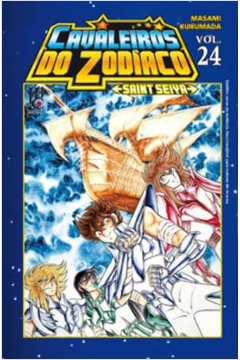 Cavaleiros do Zodíaco Saint Seiya - Vol.24