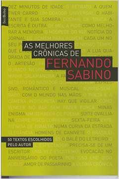MELHORES CRONICAS DE FERNANDO SABINO