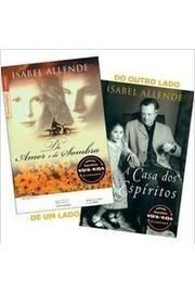 A Casa dos Espíritos / de Amor e Sombra - 2 Livros Em 1