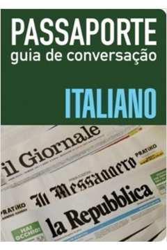 Passaporte Guia de Conversacão - Italiano