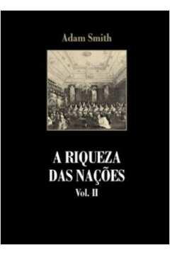 A Riqueza das Nações (vol 2)