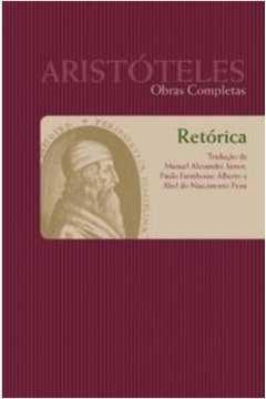 Retórica: Aristóteles Obras Completas