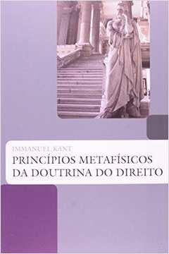 Princípios Metafísicos Da Doutrina do Direito
