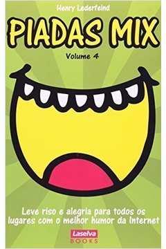 Piadas Mix Volume 4