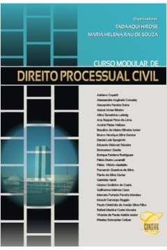 Curso Modular de Direito Processual Civil