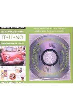 Guia Visual Italiano: Guias de Conversação Para Viagens Acompanha Cd Audio