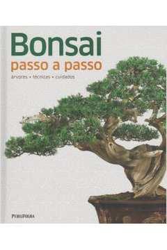 BONSAI - PASSO A PASSO