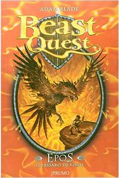 Beast Quest - Epos - o Pássaro de Fogo