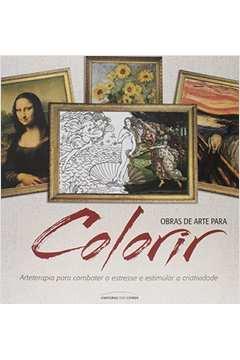 Obras de Arte para Colorir de Botticelli a Picasso